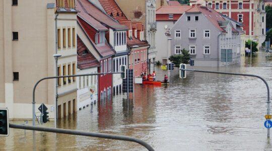 Starkregenversicherung Magdeburg